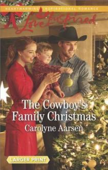Cowboys family xmas