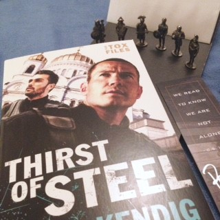 thirst of steel square