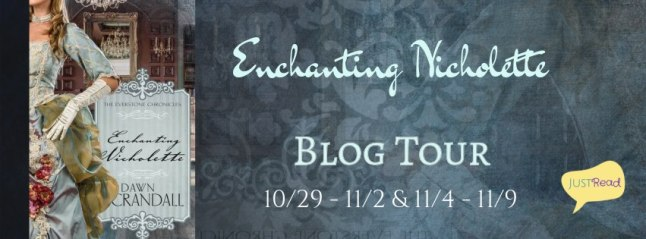 enchanting nicholette blog tour